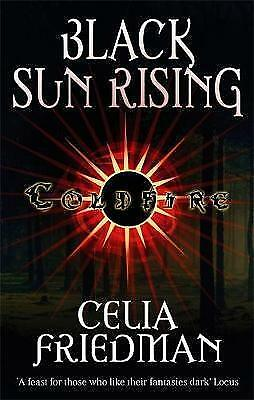 1 of 1 - Friedman, Celia, Black Sun Rising: The Coldfire Trilogy: Book One, Very Good Boo