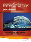 Metro Pour L'Ecosse Rouge Student Book by Christine Ross, Anneli McLachlan, Claire Bleasdale (Paperback, 2002)