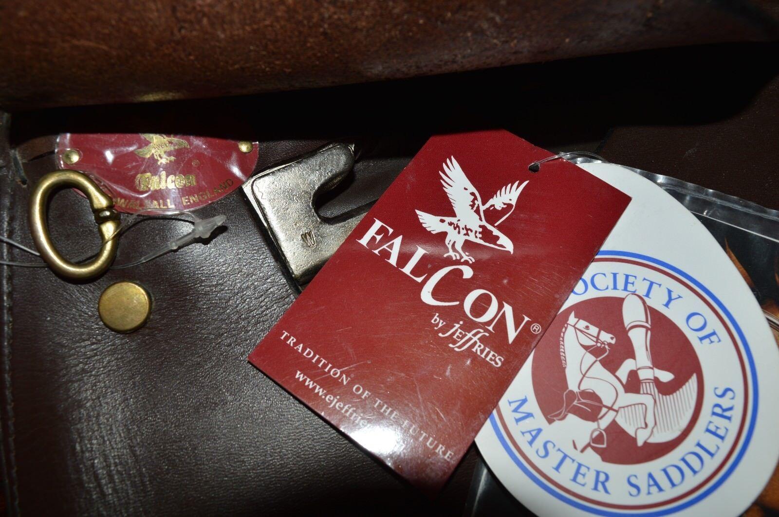 E Jeffries Falcon 16