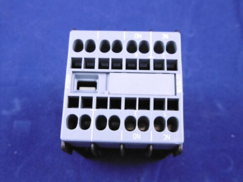 Siemens 3rh2911-2ha11 hilfsschütz hilfsschalter bloc neuf dans emballage d/'origine