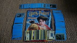 Verzamelkaarten, ruilkaarten PANINI Harry Potter et la chambre des secrets stickers Stickers, albums, pakjes