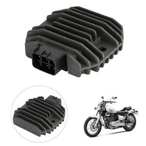 ANGLEWIDE Voltage Regulator Rectifier 5BN-81960-00-00 Regulator Rectifier Fit for 1999-2004 Yamaha Road Star 2000 Yamaha Road Star MM 1999-2002 Yamaha V Star 1100 1998-2000 Yamaha V Star 650