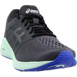 ASICS-Roadhawk-FF-Casual-Running-Shoes-Black-Womens