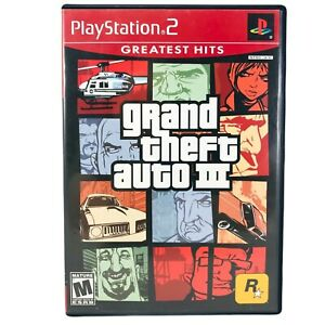 Grand-Theft-Auto-III-GTA-3-2003-Sony-Playstation-2-PS2-Adventure-Video-Game