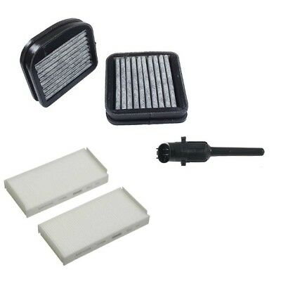 Oil Filter AC Cabin Filter Kit For Mercedes W220 S500 S430 Engine Air Filter