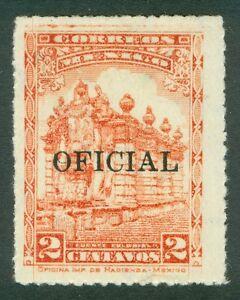 EDW1949SELL-MEXICO-1934-37-Scott-O217a-Scarce-stamp-VF-Mint-OG-VLH-Cat-350