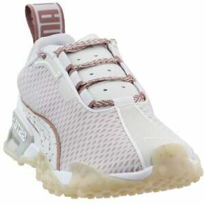 puma hst20 metal lace up womens sneakers shoes casual