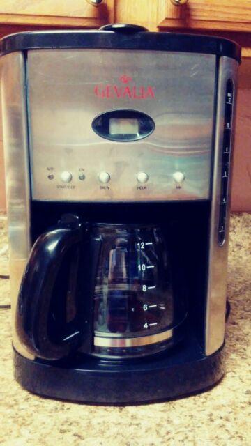 Gevalia Xcc 12 Coffee And Espresso