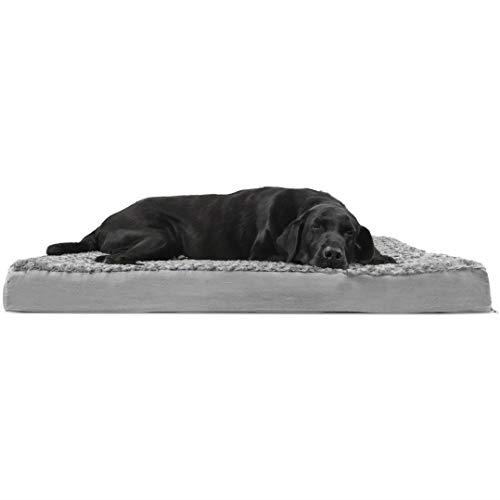 Big Comfort Extra Large Dog Washable Cover Memory Foam Orthopedic Bed XXL Jumbo