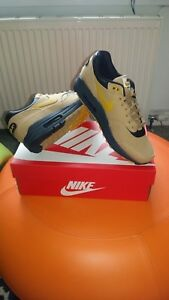 Nike Air Max 1 Premium Unisex Old School Trainers Size 7 Uk Eur
