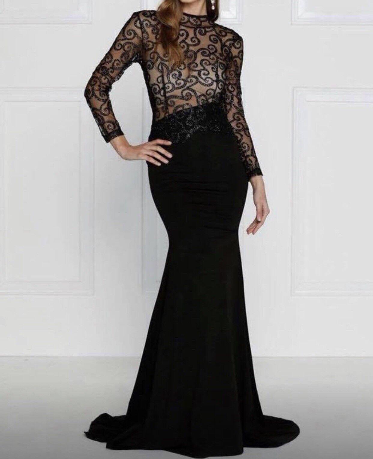 Formal Gown -  Größe 10