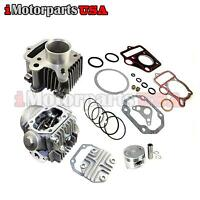 70cc Honda Cylinder Rebuild Engine Kit Atc70 Crf70 Ct70 C70 Trx70 Xr70 S65