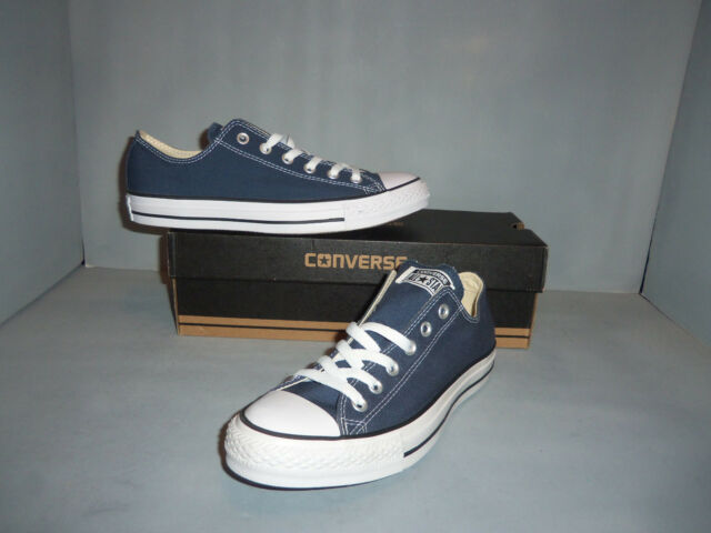 Size: 8 US Mens Converse Chuck Taylor All Star Ox Navy