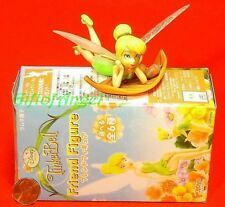 DISNEY FAIRIES F-TOYS TINKERBELL Figur Statue Spielzeug Standmodell Modell A126
