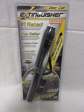 Illusion Extinguisher Deer Call with instructional DVD Black version #1 Rated System