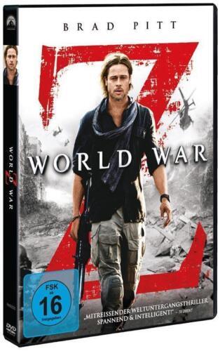 1 von 1 - World War Z (2015)  DVD