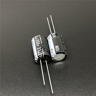 5pcs//50pcs 100V 220uF 100V Nichicon VZ 13x25mm wide temperature range Capacitor