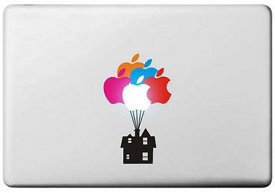 "Up Movie House Apple Macbook Air/Pro/Retina 11/13/15/17"" Vinyl Sticker Lid Decal"