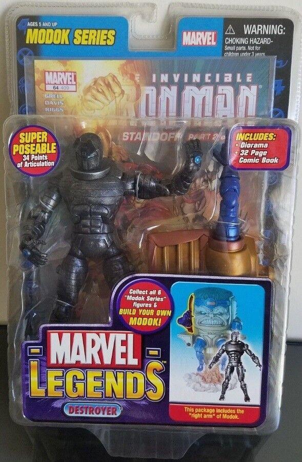 Marvel Legends Destroyer Variant Modok BAF Series Thor Villain giocattoloBiz  (MISP)  negozio di moda in vendita