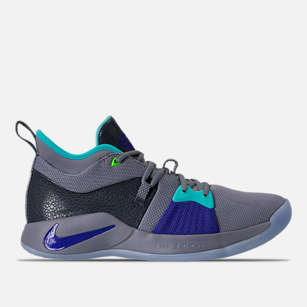 MENS NIKE PG 2 PURE PLATINUM BASKETBALL SHOES MEN'S SELECT YOUR SIZE