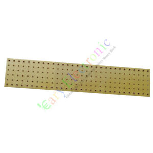 Details about 4pc copper plated Gold Fiberglass Turret Terminal Strip 60pin  Lug Tag Board DIY