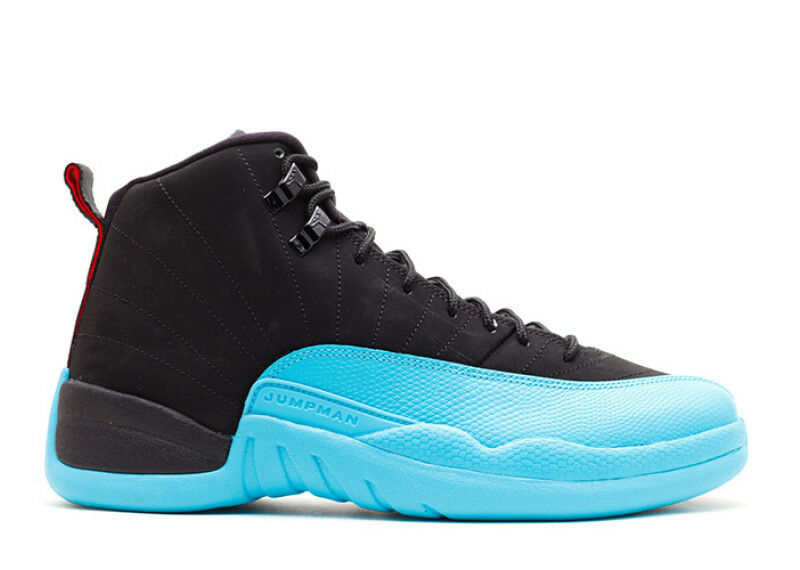 2013 Nike Air Jordan 12 XII Retro Retro Retro Gamma Size 12. 130690-027 1 2 3 4 5 6 911cf5