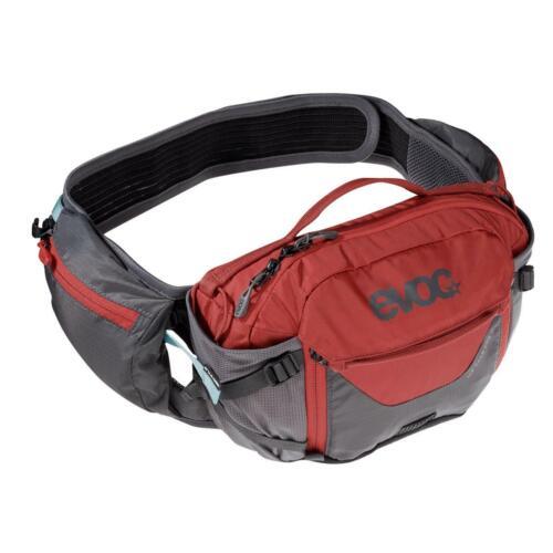 Bike Hydration Pack Evoc Hip Pack Pro 3L Black Grey Red Yellow Green