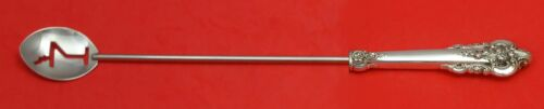 Grande Baroque by Wallace Sterling Silver Martini Spoon HHWS Custom Made