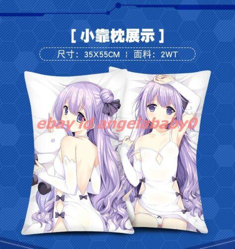 Details about  /2way 35*55cm Azur Lane HMS Unicorn Anime Dakimakura Cushion Pillow Case Cover JK