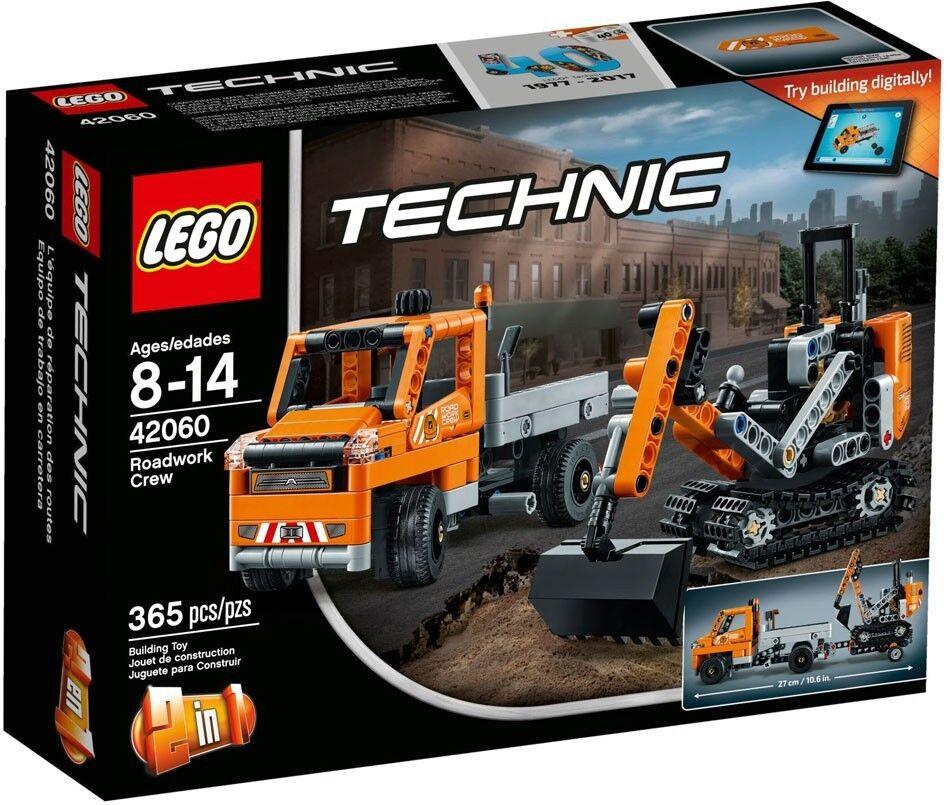 LEGO Technic  stradalavoro Crew Set  42060  godendo i tuoi acquisti