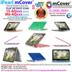 NEW-mCover-Hard-Shell-Case-for-15-6-034-HP-ENVY-X360-15-AQxxx-m6-AQxxx-2in1-laptop