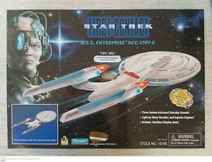 Star-Trek-First-Contact-USS-Enterprise-NCC-1701-E-Playmates-16148-NEW-SEALED