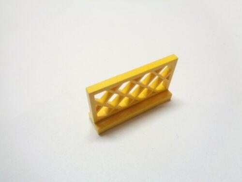 choose color 3185 LEGO Barrières Fence 1 x 4 x 2