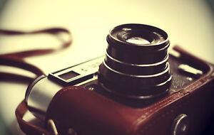 Impression-Encadree-Vintage-Appareil-Photo-Image-Affiche-Classique
