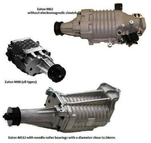 Compresor Eaton M62 M90 M112 Full Reconstruir Kit De Reparación Mercedes Jaguar acoplador