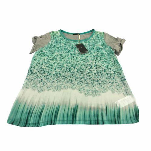 Miro Modal 4 Tissu Elena 't 96 Fantaisie Shirt De Sarcelle vNwPm8n0Oy