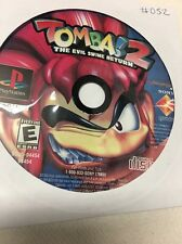 Tomba 2: The Evil Swine Return  [ Disc Only ] Sony PS1 Playstation PSone