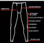 Calzamaglia-uomo-termica-pile-calda-senza-piede-NAVIGARE-blu-nero-grigio miniatuur 2