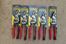 Stanley Max Steel 14-562 Aviation Snips Straight /& Left Hand Cutting B00009OYFX