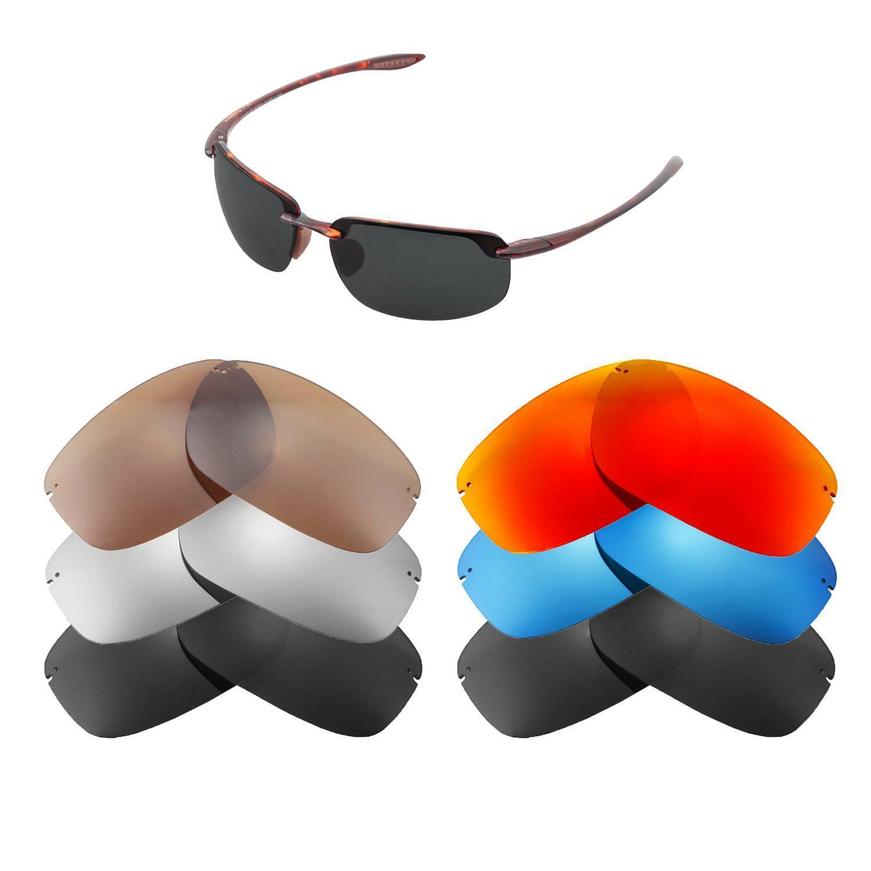 Multiple Options Walleva Replacement Lenses For Maui Jim Ho/'okipa Sunglasses