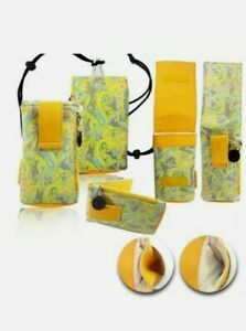 ART-OF-FRIEND-BODINO-Wristlet-Cellphone-Pouch-Phone-Bag-Wallet-Credit-Card-Slot