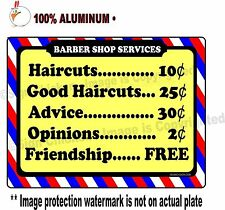 Barber Shop Sign Shop Services Barber Supplies Barber Chair Salon Supplies