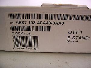 SIEMENS-SIMATIC-6ES7-193-4CA40-0AA0-BRAND-NEW-in-Box-Qty-5-units