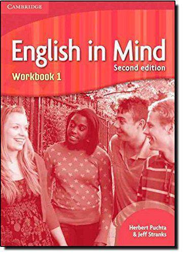 English IN Mind Level 1 Workbook Di Herbert Puchta,Jeff Stranks,Nuovo
