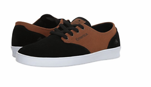EMERICA 6102000089 LACED 590 THE ROMERO LACED 6102000089 Mn's (M) Back  Braun Suede ... 97167c