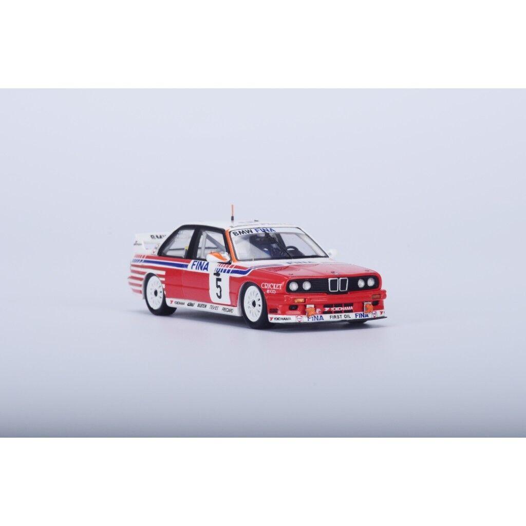 Bmw 3-Series M3 (E30) Fina  5 Winner Spa 1992 J.M.Martin Spark 1 43 SB069