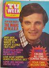 TV WEEK 1983 JULY 2,ALAN ALDA MASH Cvr,CARSONS LAW,COP SHOP,*Near Mint