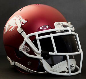 ARKANSAS RAZORBACKS NCAA Schutt AiR XP Full Size AUTHENTIC Football Helmet