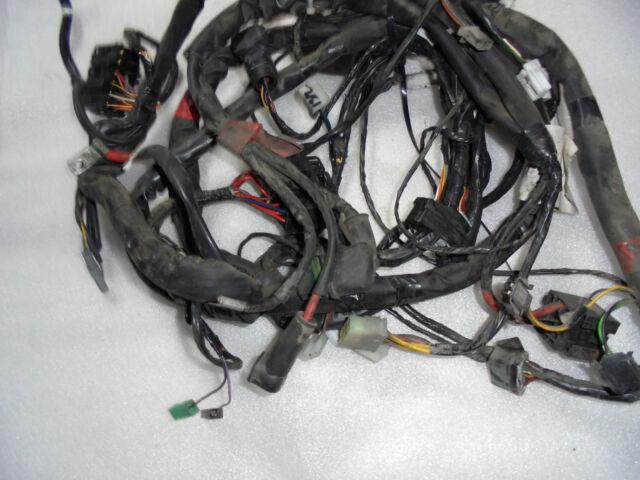 E. PIAGGIO X 8 200 M36 Mazo de cables aprovechar Wire Arnés