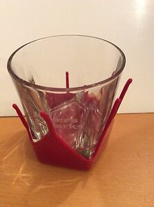Makers-Mark-Bourbon-Classic-Red-Wax-Dipped-Low-Ball-Glass-Tumbler-Snifter